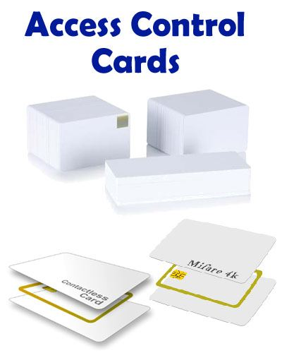 Access Control Cards security products in  (South Africa)