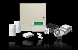 DSC Powerseries PC1808 - PK5500EE1 Wireless Kit security products in  (South Africa)