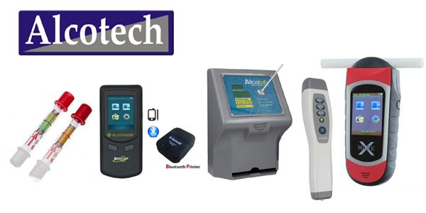 Alcotech - Alcohol Breathalysers security products in  (South Africa)