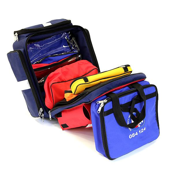 BVM Paramedic Bag security products in  (South Africa)