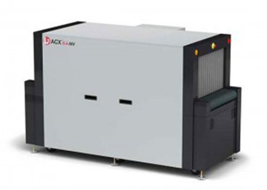 Baggage Screening - ACX® 6.4­MV security products in  (South Africa)