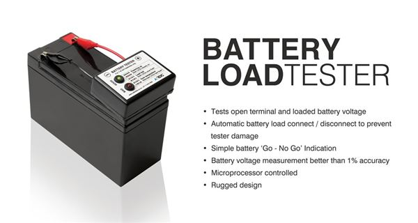 Battery Load Tester security products in  (South Africa)