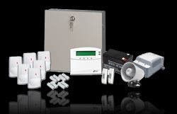 DSC Powerseries PC1808SZA Kit security products in  (South Africa)