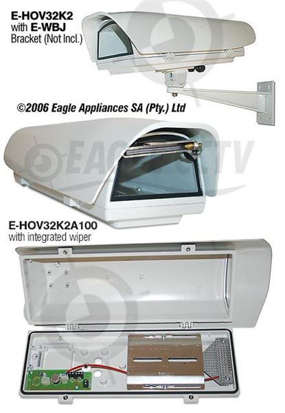E-HOV32K2 - Camera Housing security products in  (South Africa)