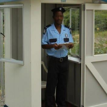 Fibreglass Cabins/Guard Towers security products in  (South Africa)