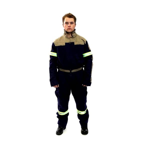 Fire Overall Flight Suit