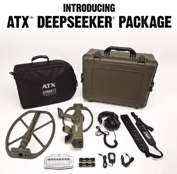 Garrett ATX™ Deepseeker Package security products in  (South Africa)