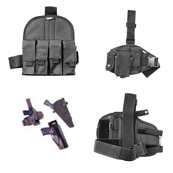 Holsters and Leg Rigs security products in  (South Africa)