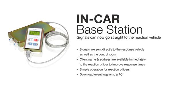 IN-CAR - Base Station security products in  (South Africa)