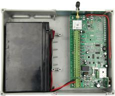 M6 6 Zone Alarm Panel security products in  (South Africa)