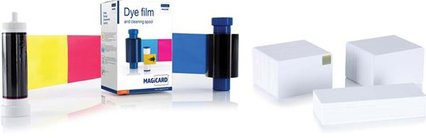 Magicard Consumables security products in  (South Africa)