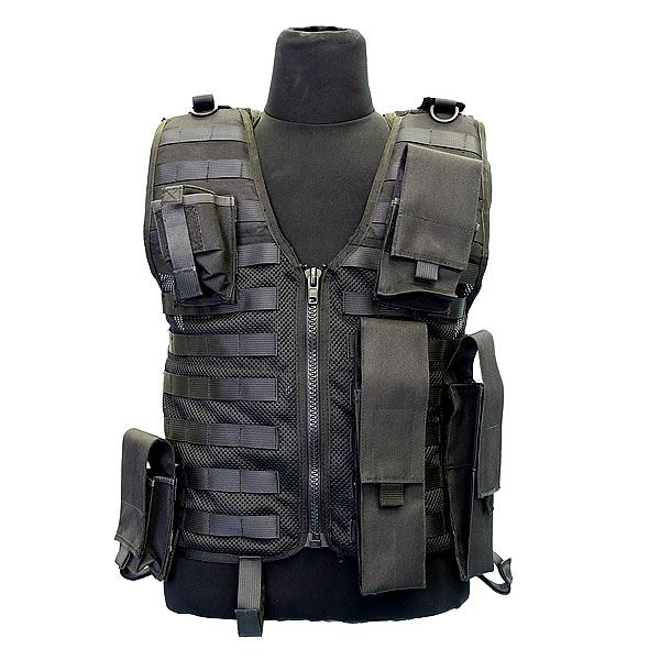 Molle Assault Vest security products in  (South Africa)