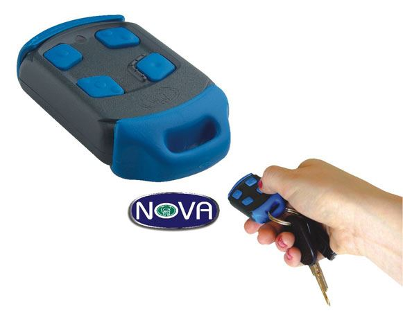 NOVA - CODE-HOPPING REMOTE CONTROLS security products in  (South Africa)