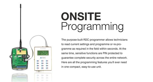 Programmer - Onsite Programming security products in  (South Africa)
