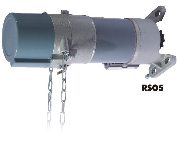 RSO5 - 500kg INDUSTRIAL ROLLER-SHUTTER OPERATOR security products in  (South Africa)