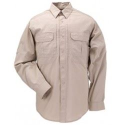 TSS™ - Khaki Tactical Long Sleeve Shirt security products in  (South Africa)