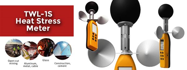 TWL-1S Heat Stress Meter security products in  (South Africa)
