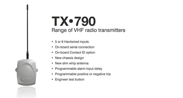 VHF Radio Transmitters - Receivers
