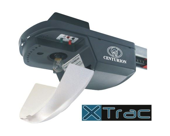 XTRAC - DOMESTIC SECTIONAL AND TIP-UP GARAGE DOOR MOTORS