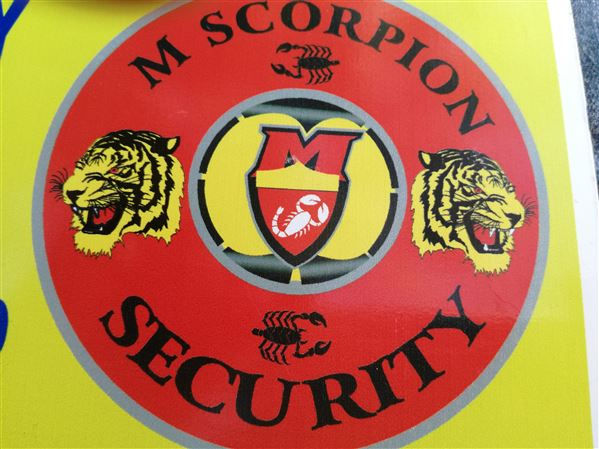 M.SCORPION SECURITY SERVICES CC Security firms in  (South Africa)