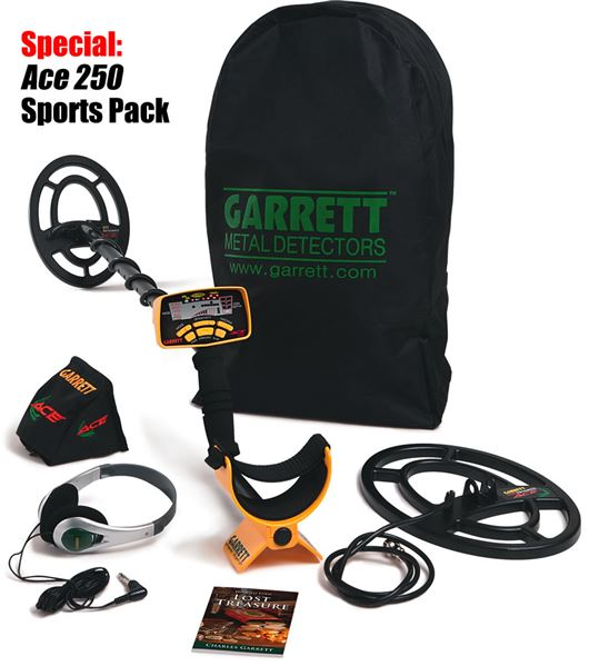 ACE™ 250 Sports Pack