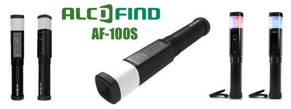 Alcofind AF-100S Alcohol Screener