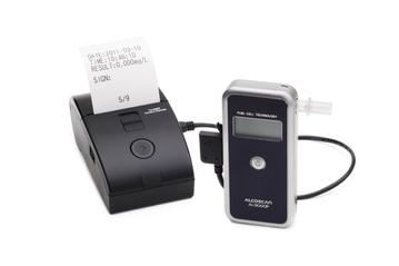Alcoscan AL9010 Including Mobile Printer security products in  (South Africa)