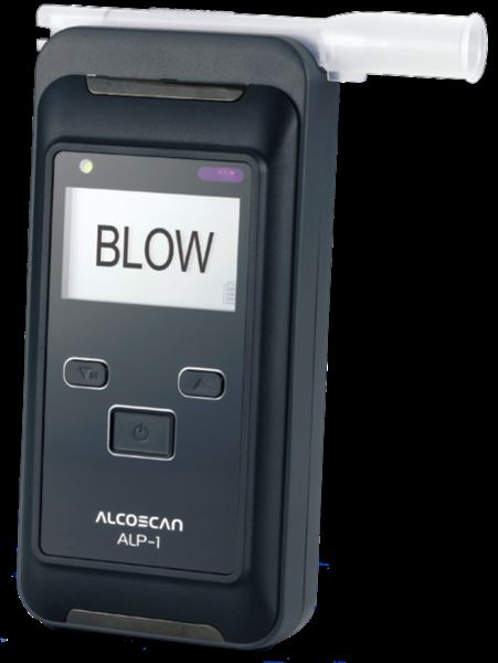 Alcoscan ALP1 BT for Industry & Law-Enforcement security products in  (South Africa)