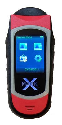 Alcovisor Mark X Breathalyser (with disposable Mouthpiece)