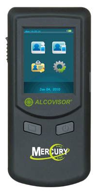 Alcovisor Mercury Breathalyser security products in  (South Africa)