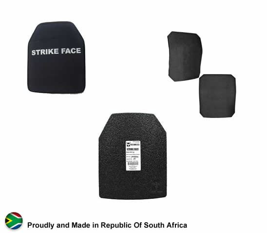 Armour Plates security products in  (South Africa)