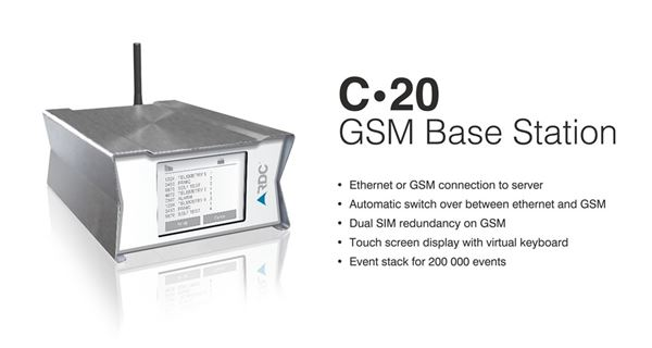 C.20 - GSM Base Station security products in  (South Africa)