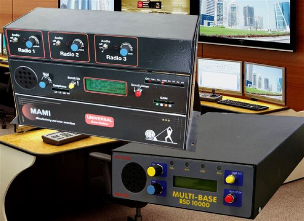 Control Room Base Stations  security products in  (South Africa)