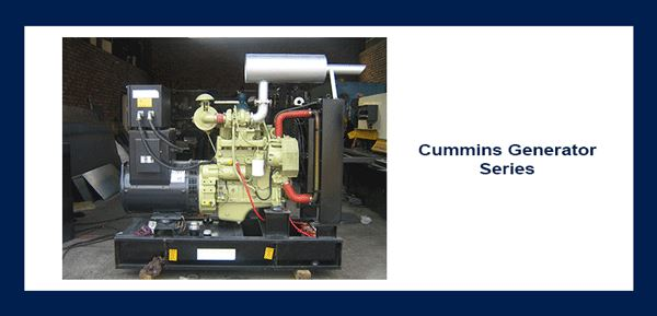 Cummins Generator security products in  (South Africa)