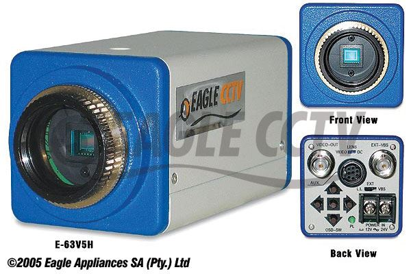 E-63V5H - CS Mount Camera security products in  (South Africa)