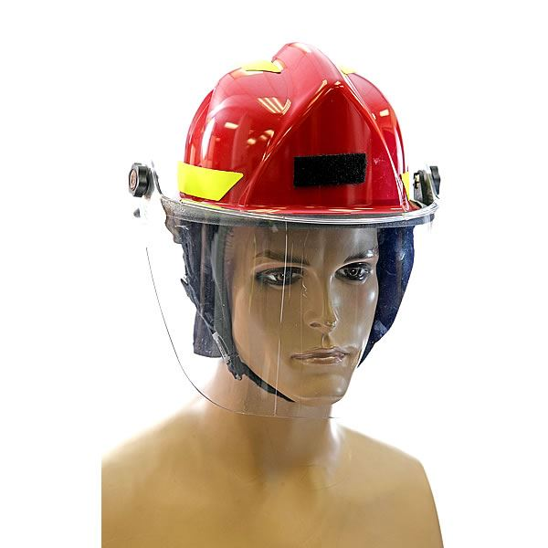 Bullard Structural Fire Helmet security products in  (South Africa)