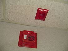 Fire Alarm System security products in  (South Africa)