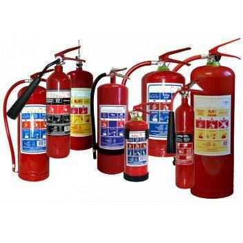 Fire Extinguishers security products in  (South Africa)