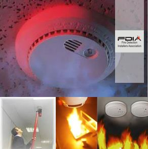 Fire and Smoke Detection security products in  (South Africa)