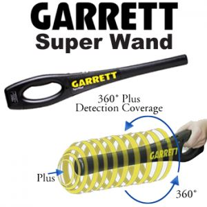 Garrett Super Wand security products in  (South Africa)
