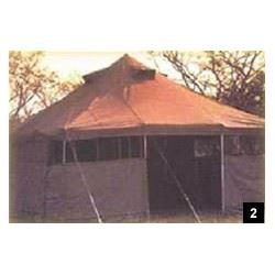 HIP ROOF TENT 5X5 security products in  (South Africa)