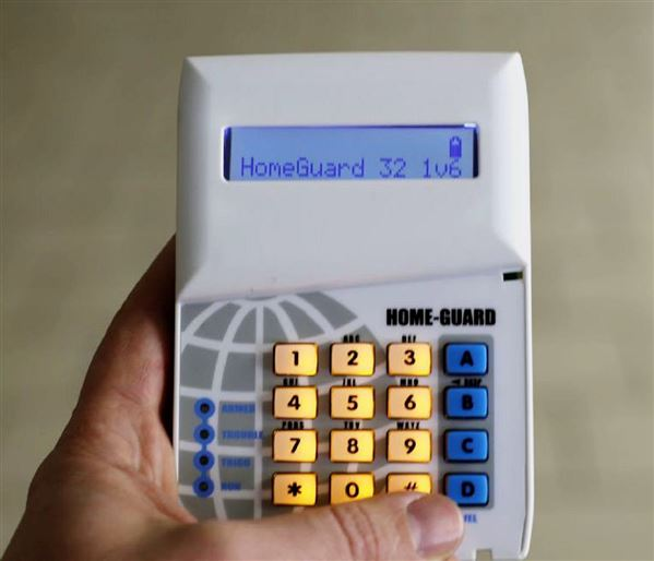 HomeGuard 32 security products in  (South Africa)