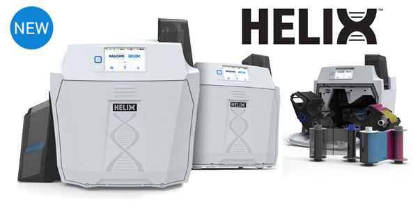 Magicard Helix security products in  (South Africa)