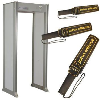 Metal Detectors security products in  (South Africa)