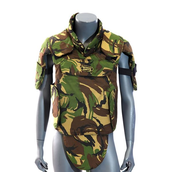 Military Overvest security products in  (South Africa)