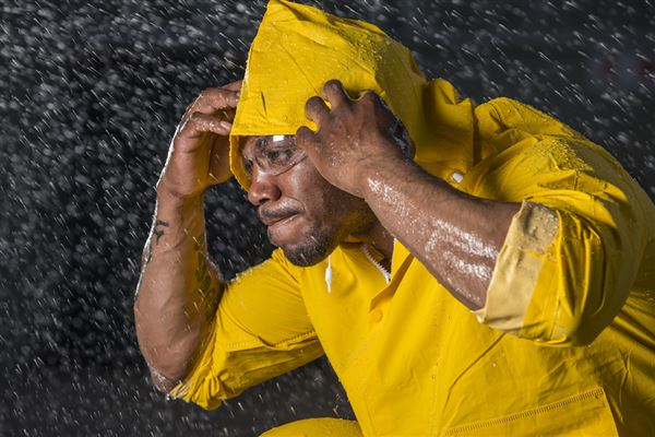 Rain wear security products in  (South Africa)
