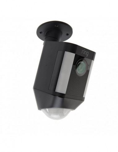 Ring Battery-Powered Spotlight Cam - Black security products in  (South Africa)