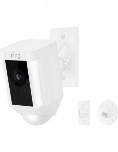 Ring Battery-Powered Spotlight Cam - White security products in  (South Africa)