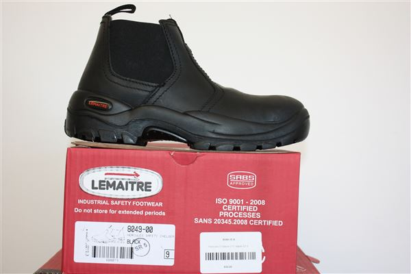 Safety shoes security products in  (South Africa)