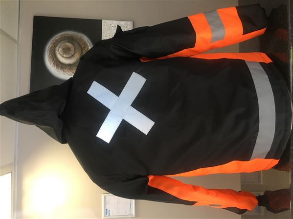 Security Parka Jackets With Reflective tape security products in  (South Africa)